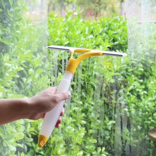 Magic Spray type cleaning brush glass wiper window clean shave,glass sponge,car window cleaning washing brush(China (Mainland))