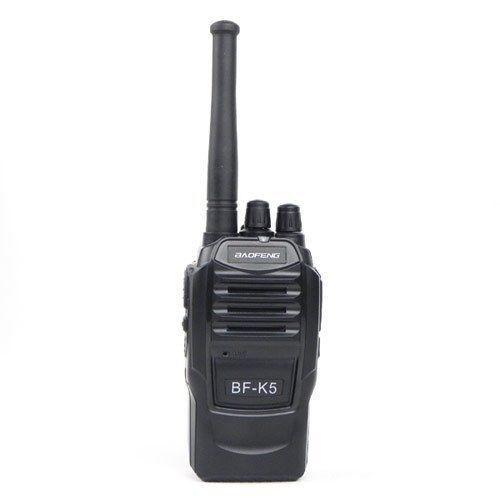 Q14519 1 Piece Baofeng Walkie-Talkie BF-k5 Radio Station Two Ways 16ch FM CB Radio + FS(China (Mainland))