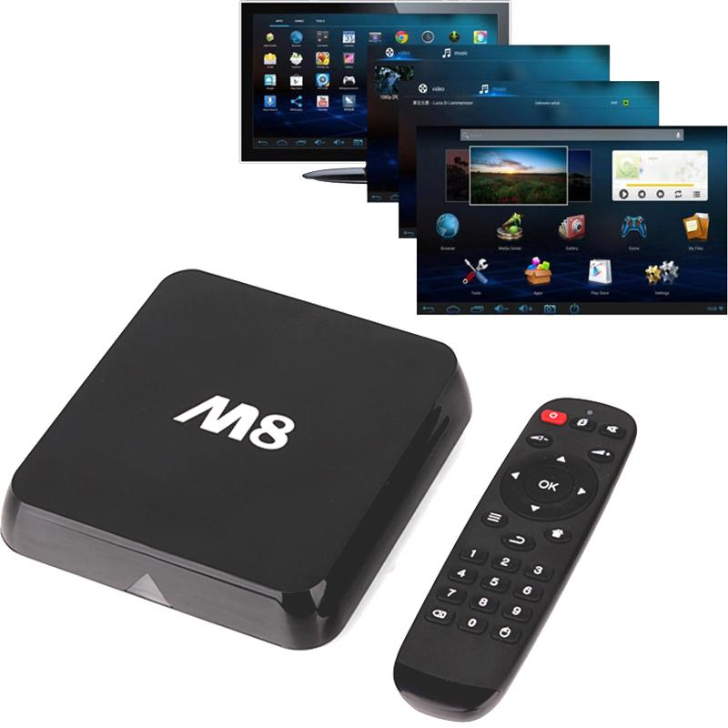 Телеприставка OEM Amlogic S802 cortex/a9 1G /8G XBMC DLNA Miracast wi/fi Bluetooth 4.0 4 K * 2 K M8 4.4 TV Box телеприставка vsmart m8 amlogic s802 2 8 2ghz 4k android ota hdmi bluetooth 4 0