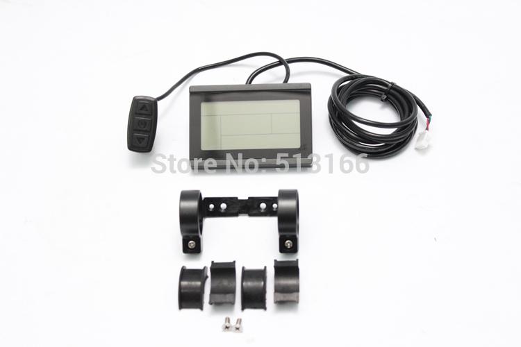 Мотор для электровелосипеда 24V 36V 48V ebike ( ) LCD /48 24 36V