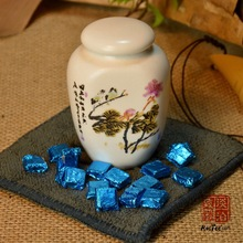 Jasmine Tea Puer Resin Chagao about 65 pcs Porcelain Jar the pu er tea cream puerh tea Cha Gao raw cha