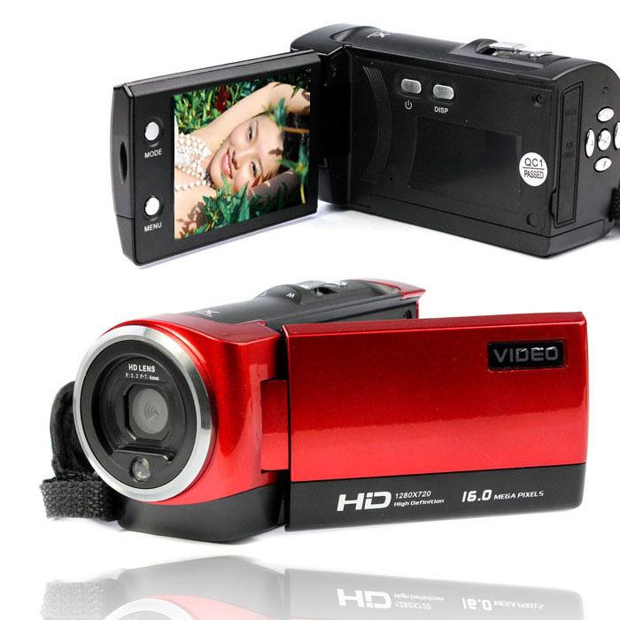 Цифровая фотокамера Other 2015 2.7 LCD 16MP 720P HD 16xDigital DV Digital Camera full hd 1080p 3 0 touchscreen digital video camera camcorder dv 16mp 16x zoom