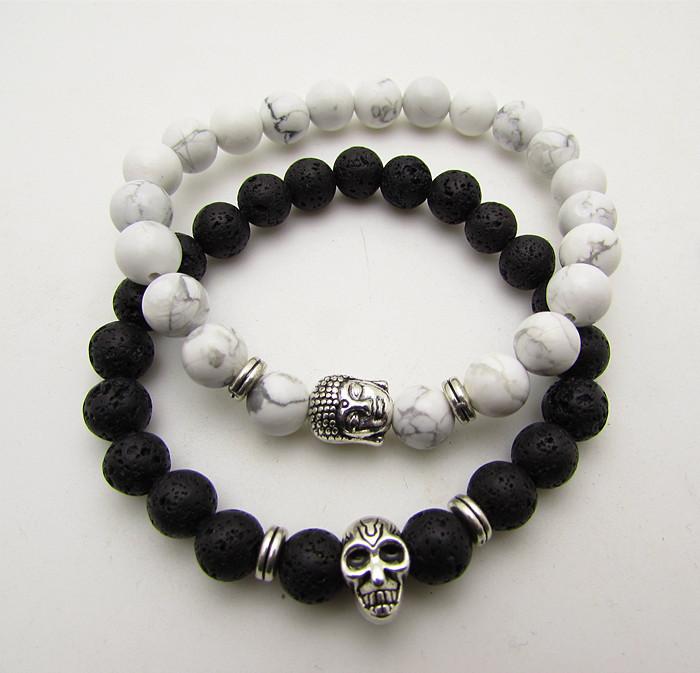 Skull Bracelet Singapore Skull Head Bracelets Yoga