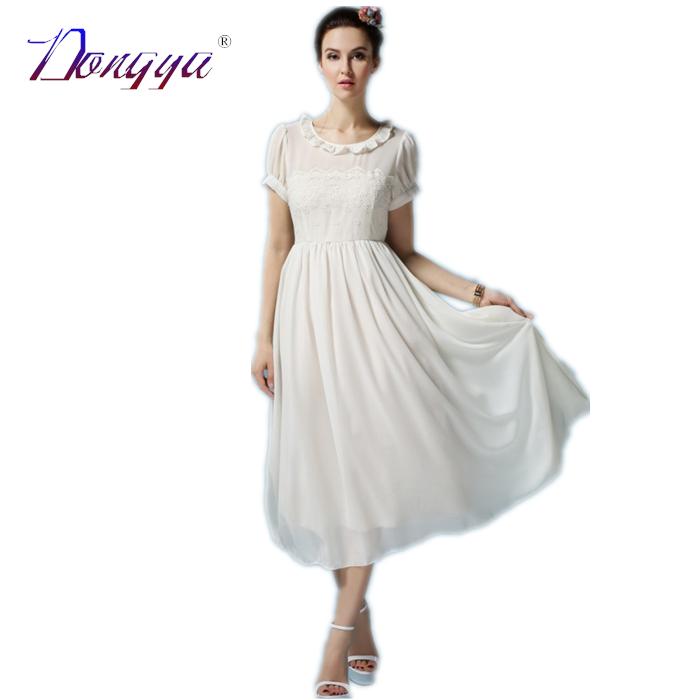 Женское платье Dongya 2015 Vestidos De Verano 58082 женское платье dongya 2015 vestido longue 58090