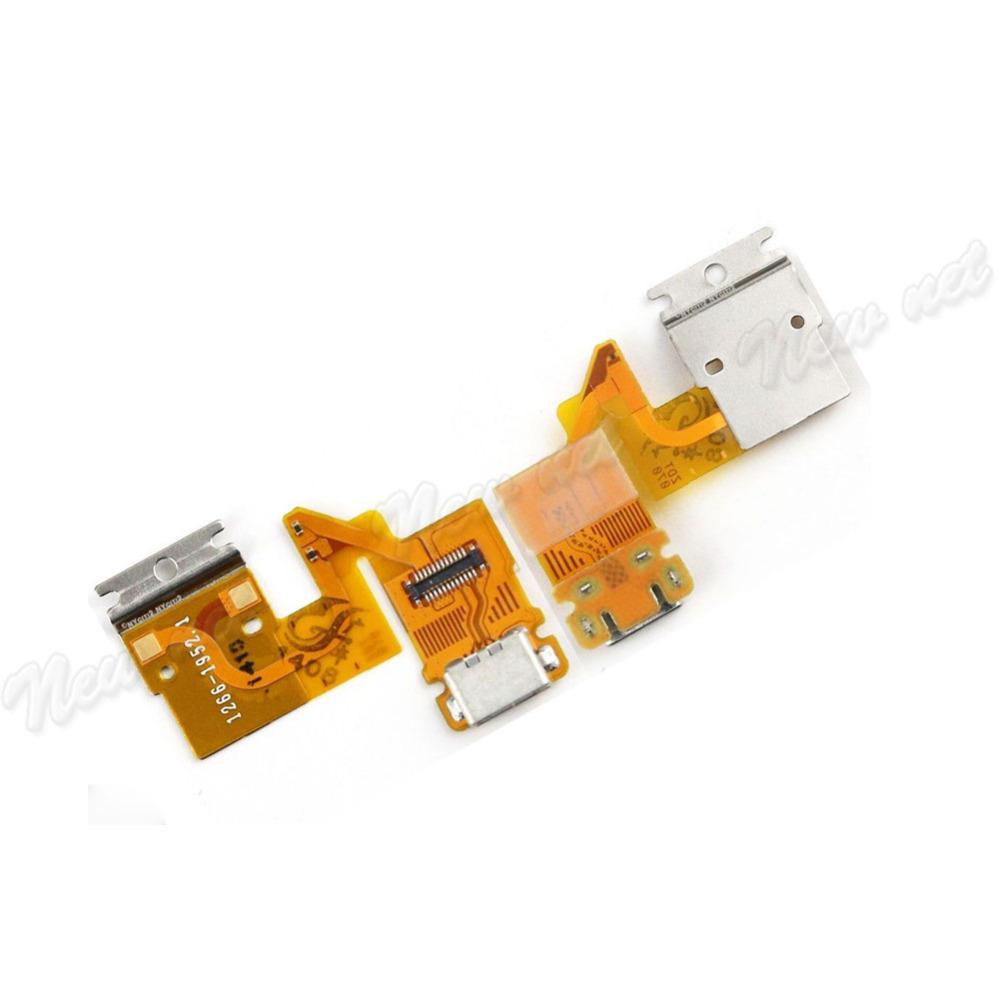 Usb зарядка док-port гибкий кабель для Sony Xperia планшет Z