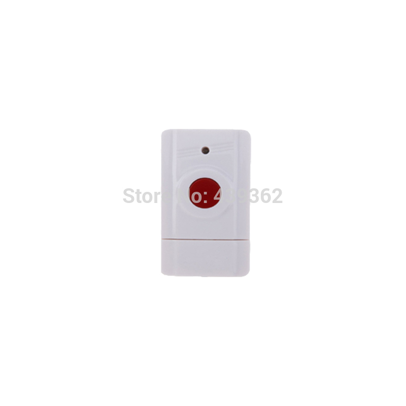 433MHz Wireless Panic Button Emergency Help SOS work with PSTN GSM SMS Alarm System for Eldly,Children,Hospital(China (Mainland))