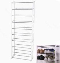 C18+New Design Housekeeping Home 10 Shoe Boot Organizer Storage Rack Stand Shelf (China (Mainland))