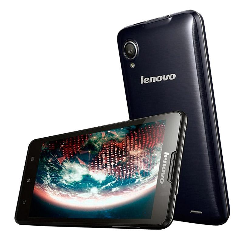 Original Lenovo P770 4.5'' IPS Screen Android OS 4.1 Smartphone MT6577 1.2GHz Dual Core Dual Sim WCDMA&GSM Network(Dark Blue)(China (Mainland))