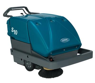 United States automatic Jiangsu Sweeper sweeping machine sale industrial push Sweeper S10(China (Mainland))