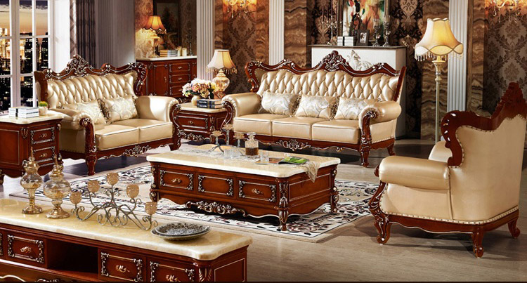 2014 u shaped sectional sofa , modern living room sofa with leather 1 + 2 + 3 sofa sitting room(China (Mainland))