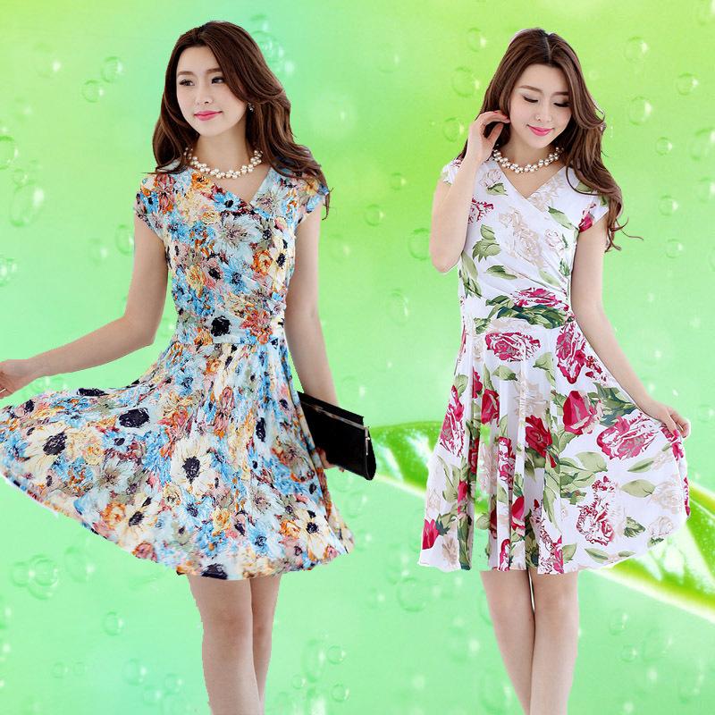 Женское платье YZX 2015 v/3xl B #005 B#005