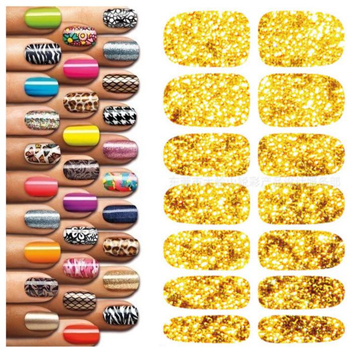Наклейки для ногтей Kiya style nail stickers  dg дизайн ногтей essence наклейки для ногтей bracelet nail stickers 10