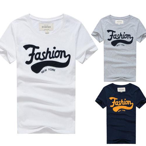 Мужская футболка Men t shirt t hombres camiseta 2015 homme verano MT803 hombre verano T-shirt мужская футболка kpop exo baekhyun chanyeol t camiseta