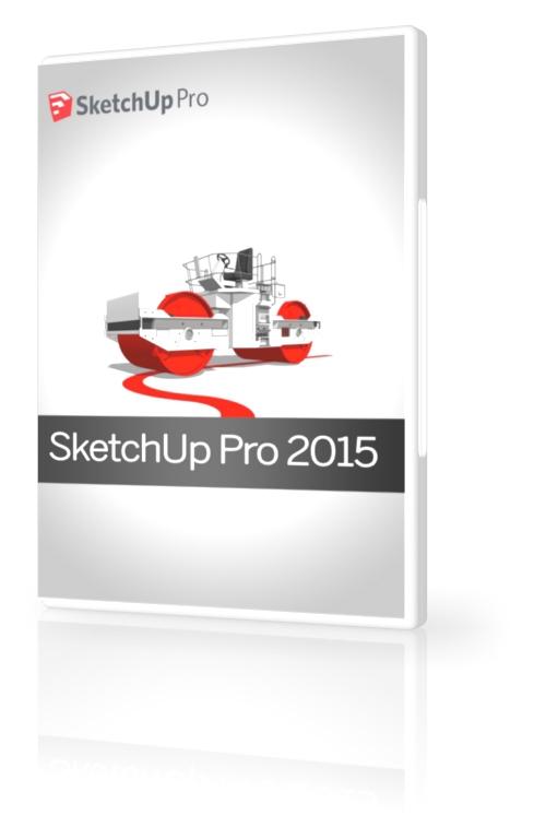 Бесплатная доставка SketchUp Pro 2015 15 для 32 бит и 64 бит английский полная версия 1 DVD