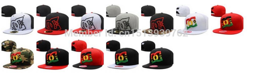 Hot 2015 New Fashion bone Snapback Caps the new DC cap baseball hat Floral summer cap Free Shipping!(China (Mainland))