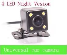 Ccd 4 свет из светодиодов автомобильная стоянка камера заднего вида заднего форма датчик с помощь
