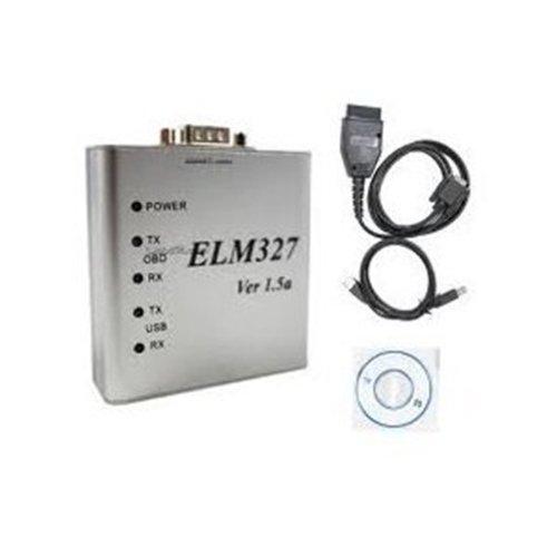 Средства для диагностики для авто и мото SDFC s Uniqstore 327 USB e/obd/2 Ver 1.5A