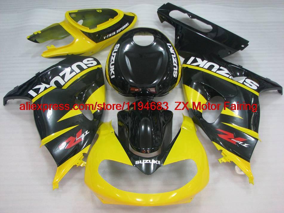 98 - 02 TL 1000R Fairing Kits 1999 have Tank + INJECTION Abs Fairing TL 1000R 98 99(China (Mainland))