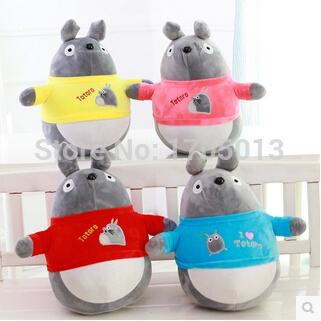 Plush toy doll penguin Kids 30 40 50 cm Cute Plush Stuffed Toys birthday gift Totoro Doll(China (Mainland))