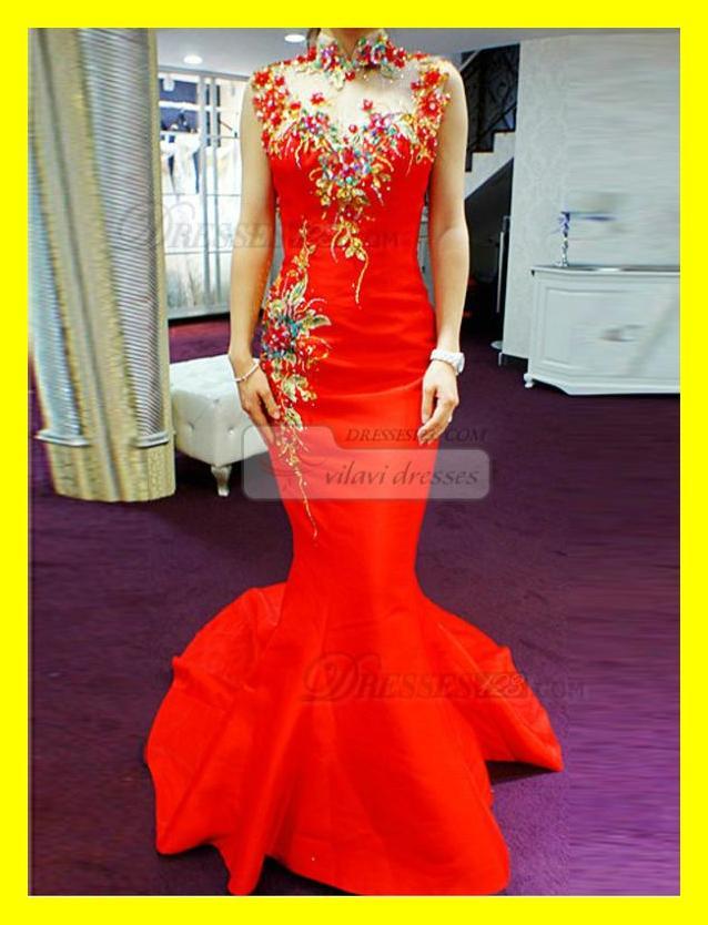 Corvette Prom Dress