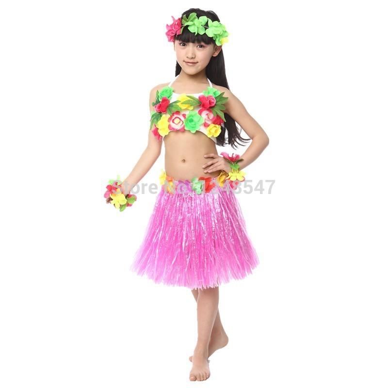 24pcs lot kids party belly folk dance ballroom dancing dresses clothes
