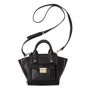 FREE SHIPPING gray women target leather handbag famous brand designer bags red mini smiling messenger bag bat ear shoulder bags(China (Mainland))