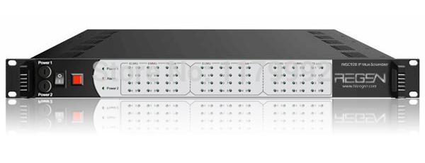 IMSC918 Eight-Channel IP Mux-Scrambler and QAM DVB-C Modulator Module(China (Mainland))