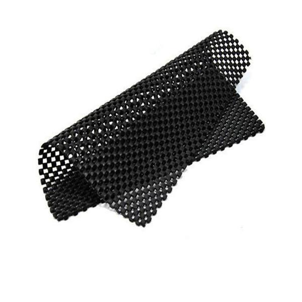 Большой размер 22 * 19 см гибкий черный цвет автомобиль нет скольжение Pad скольжение приборной панели циновка автоматический телефон язычок ключ колодки держатель