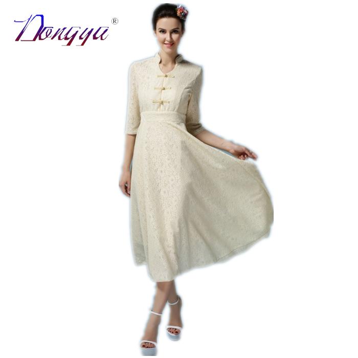 Женское платье Dongya 2015 Vestido Longue 58090 женское платье dongya 2015 vestido longue 58090