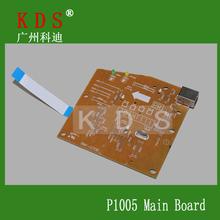 1 pcs/lot printer spare parts for HP P1005 laserjet parts  Main board in china