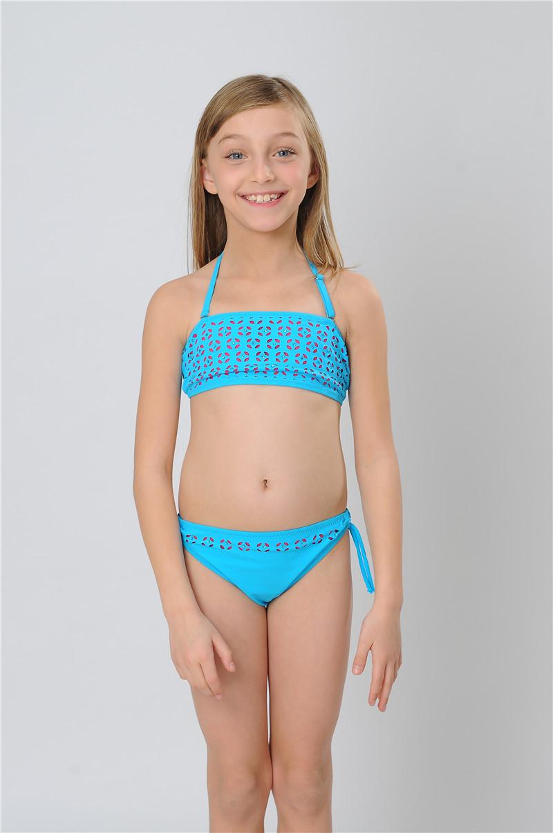 Children Bathing Suit Kids Swimsuit Girls View Image Photo