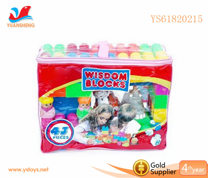 Best Gift For Kids Construction Set Toys Funny Children Game Shantou Toys(China (Mainland))