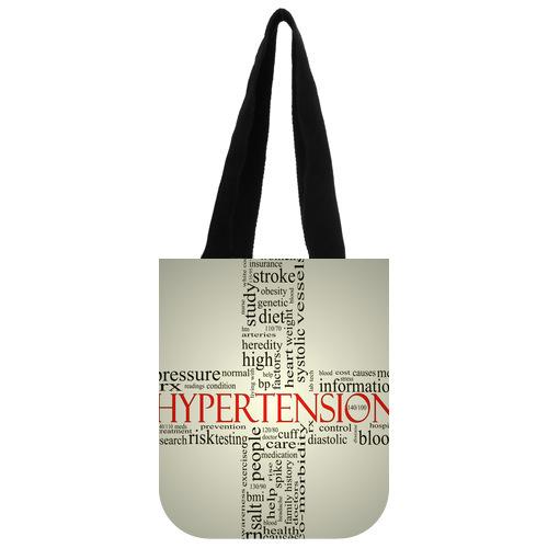 Design Cross Sign and Awareness of Health Shoulder Bag Tote Bag 03(China (Mainland))
