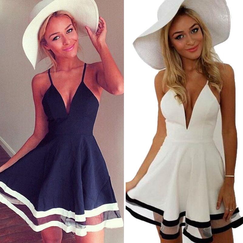 все цены на Женское платье HEADFIRST 2015 Vestidos Desigual Vestidos de Verano beach dress онлайн