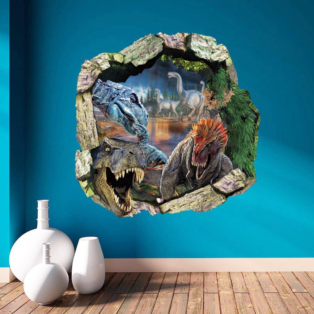 Фото - Стикеры для стен E-TOP 3D ZYPA-1438-NN стикеры для стен e top 5281 zypb 8353 nn