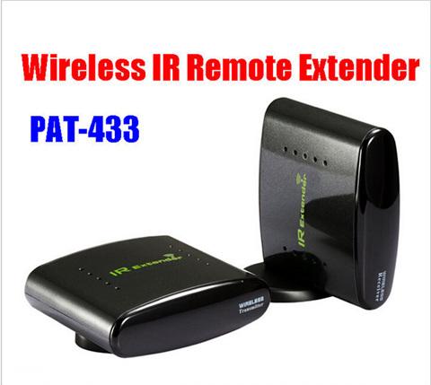 Оборудование для Радио и Телевещания OEM 443 200M Extender Infraed IPTV DVD PAT-443 200M Wireless IR Remote Extender оборудование для радио и телевещания cheap infrared remote extender 1 emitters 1 receiver hidden ir repeater system usb power tk0145