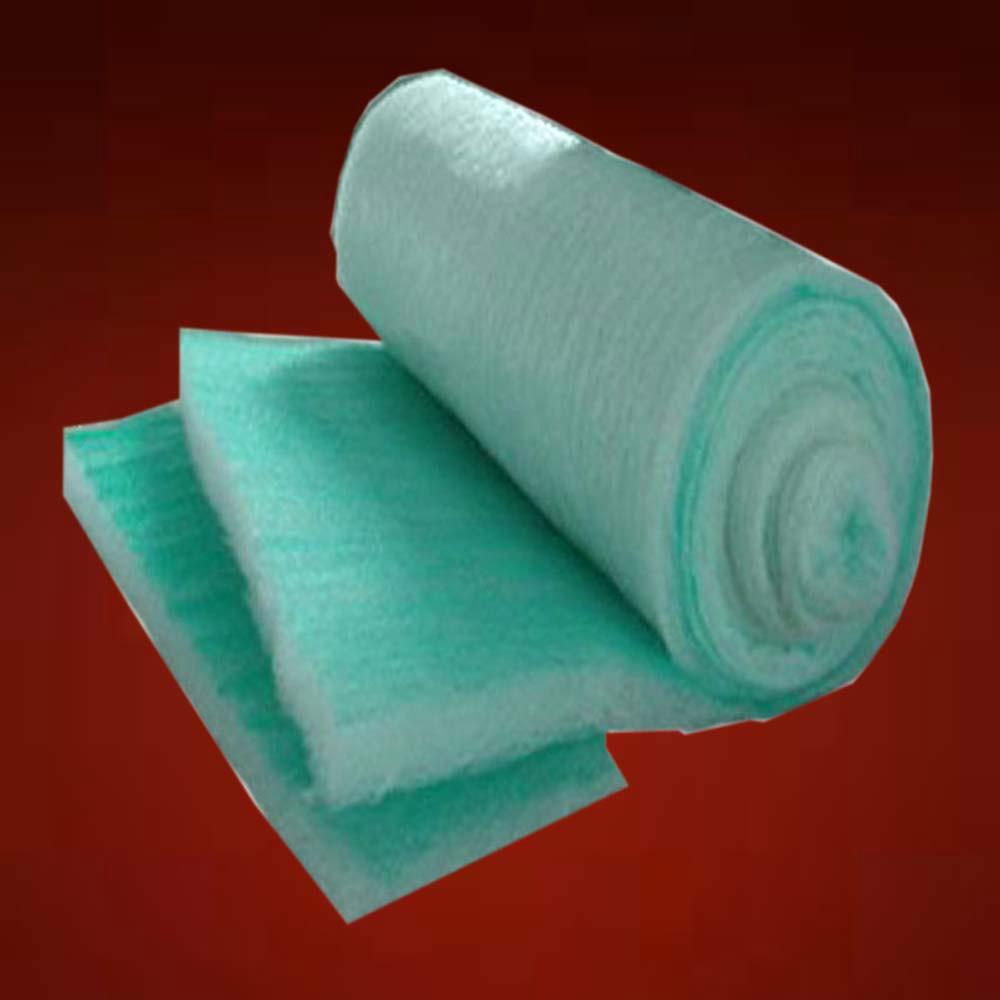 High quality spray booth fiber glass filter(China (Mainland))