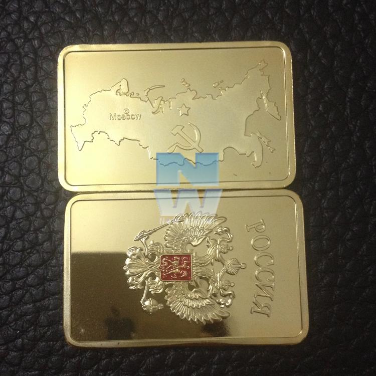 Bullion Bar 999 Fine Gold