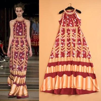 все цены на Женское платье 2015 o LIRENDX00206 patchwork print dressesLIRENDQQ013 онлайн