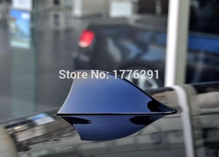Newest design Toyota Prius car with 3M adhesive radio shark fin antenna signal free shipping(China (Mainland))