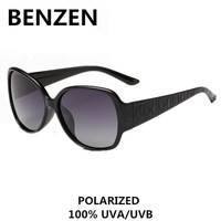 2015 Sunglasses Women Polarized Female Sun Glasses Vintage Oversized Sunglasses Shades Driving Glasses With Case 6081