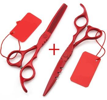 5.5 6.0 дюймов 440C ножницы истончение резки вырезать парикмахерская парикмахерские ...