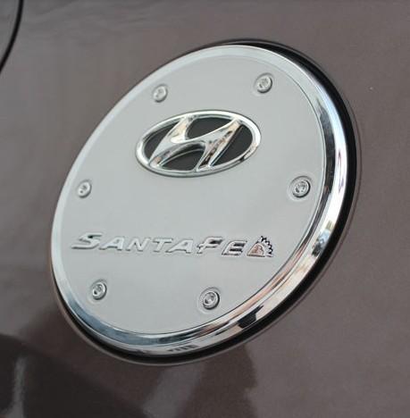 Хромовые накладки для авто Hyundai Santa Fe ix45 Hyundai ix45 куплю диски оригинальные r18 с датчиками давления для santa fe new