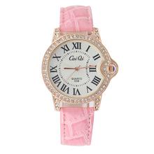 2015 para mujer de la marca relojes de diamantes relojes mujeres reloj elegante envío gratis