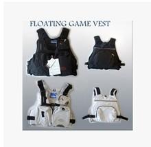 Professional adult fishing vest Life jackets Sea fishing vest angeles fishing life jackets PU  for 45-110kg weight free shipping(China (Mainland))