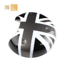 2007 2013 MINI cooper tachometer shell cover for countryman clubman union jack checker flag