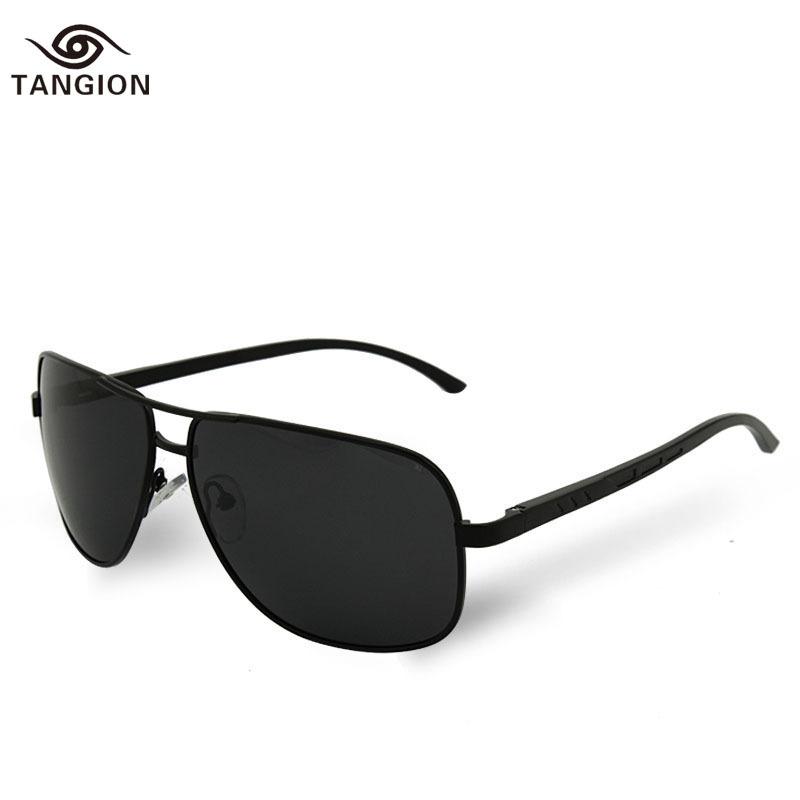 Мужские солнцезащитные очки TANGION 2015 Persol 100% Gafas Polarizadas 8920 мужские солнцезащитные очки brand new 2015 100% polarizadas oculos gafas de sol clip on sunglasses