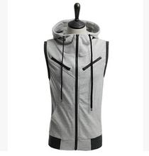 Suit Men Tracksuits Sudadera Chandal Hombre Assassins Creed Moleton New 2015 Mens Sleeveless Hoodies Sweatshirt Hip Hop Sport(China (Mainland))