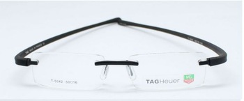 TR90 leg sport eyes glasses rimless eyeglasses ...