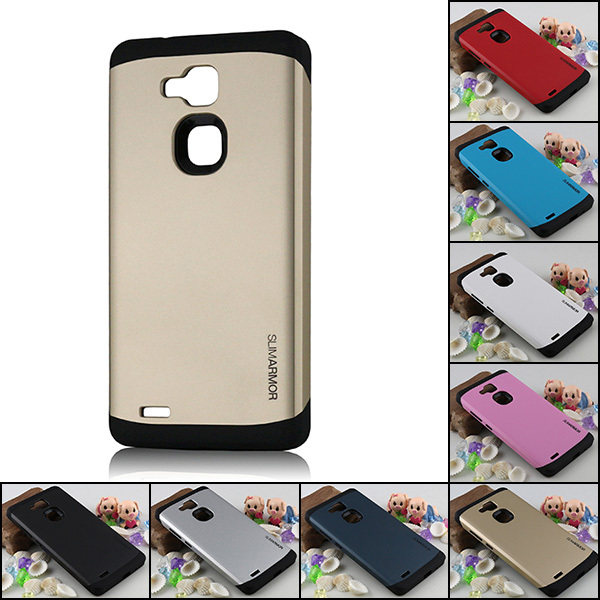2015 newest HUAWEI MATE 7 neo hybrid hard slim armor case cover for HUAWEI ASCEND MATE 7 hard cover with TPU frame(China (Mainland))